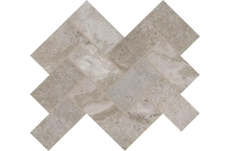 Daltile Archaia Mosaic - Atlas Grey
