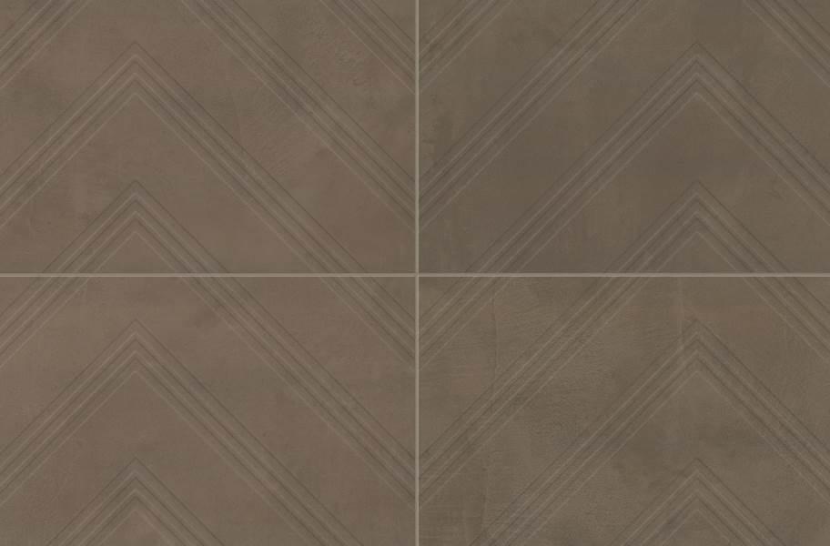 Daltile Chord - Baritone Brown Textured
