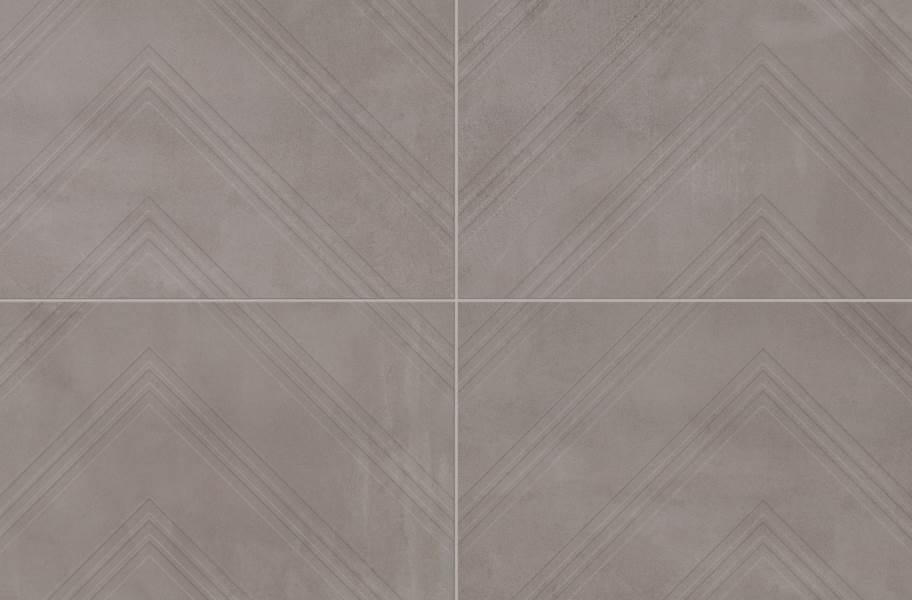 Daltile Chord - Forte Grey Textured