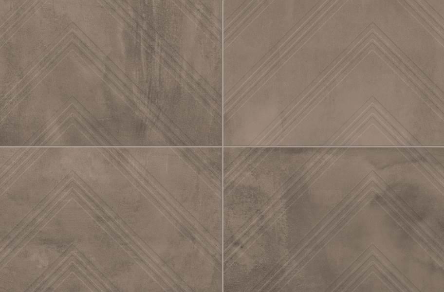 Daltile Chord - Rhythm Brown Textured