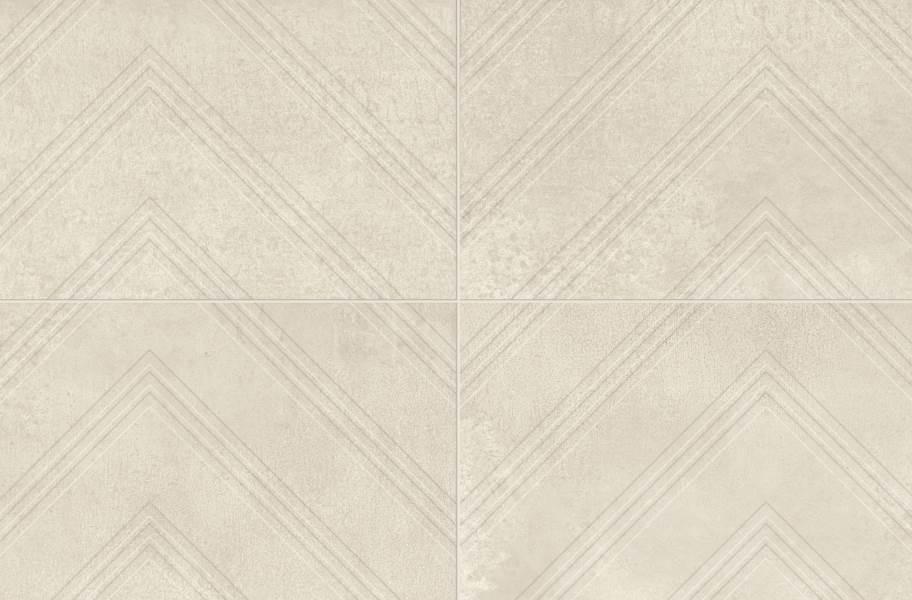 Daltile Chord - Sonata White Textured