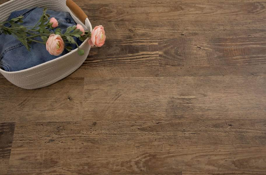 "TritonCORE Pro 7"" Rigidcore Vinyl Planks - Sheffield Oak"