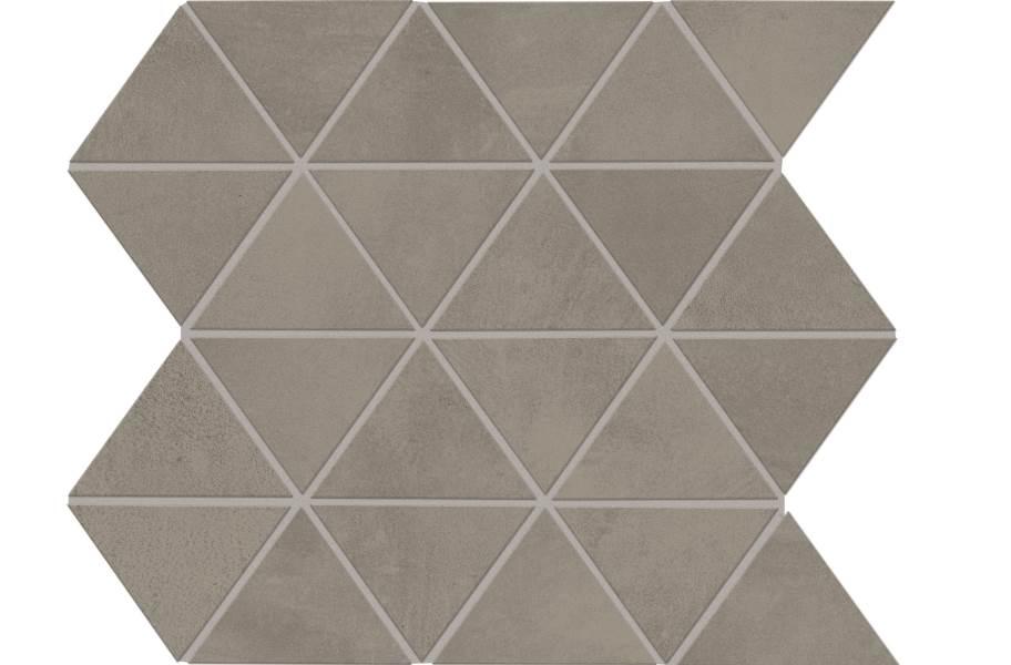 Daltile Chord Mosaic - Forte Grey