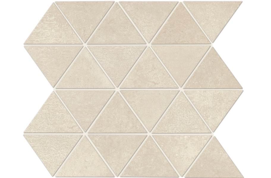 Daltile Chord Mosaic - Sonata White