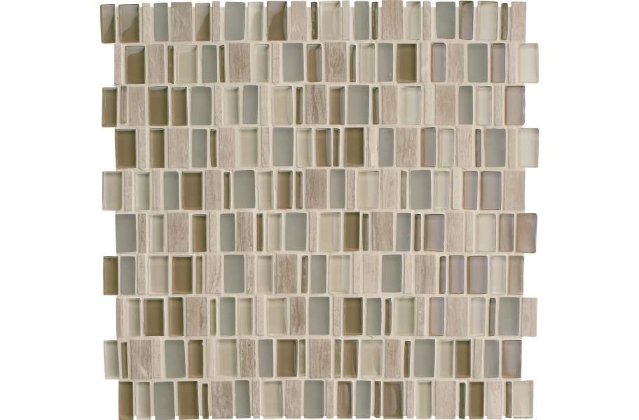 Daltile Clio Glass Mosaic - Hera