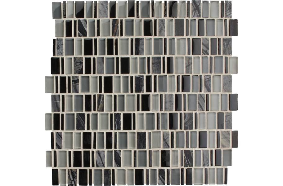 Daltile Clio Glass Mosaic - Boreas