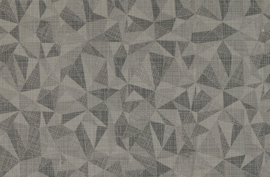 Daltile Fabric Art - Ashen Steel Prism
