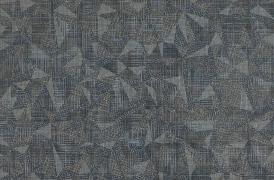 Daltile Fabric Art - Midnight Steel Prism