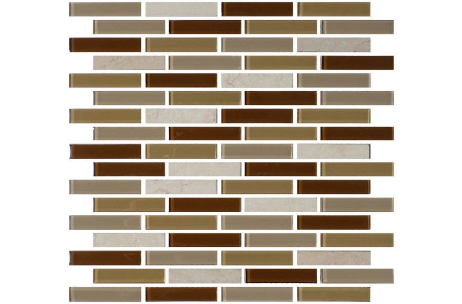 Daltile Mosaic Traditions - Caramelo 5/8