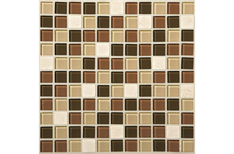 Daltile Mosaic Traditions - Desert Dune 1 x 1