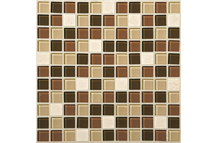 Daltile Mosaic Traditions - Desert Dune 1 x 1