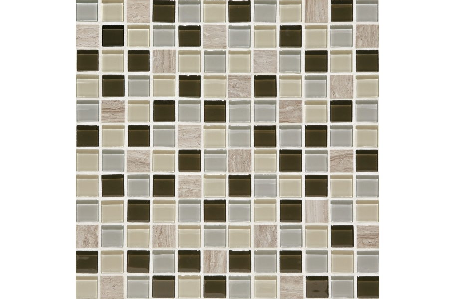 Daltile Mosaic Traditions - Evening Sky 1 x 1