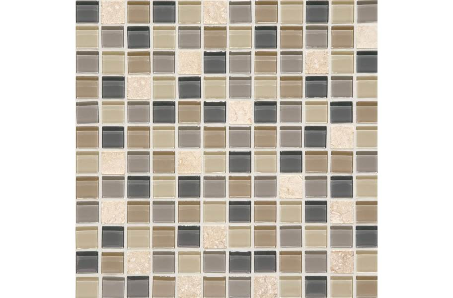 Daltile Mosaic Traditions - Skyline 1 x 1