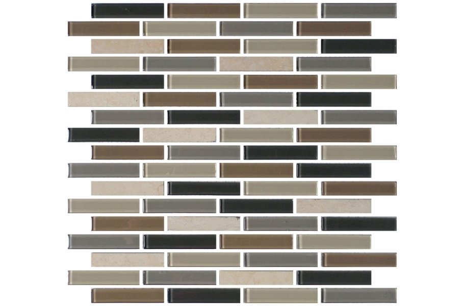 Daltile Mosaic Traditions - Skyline 5/8
