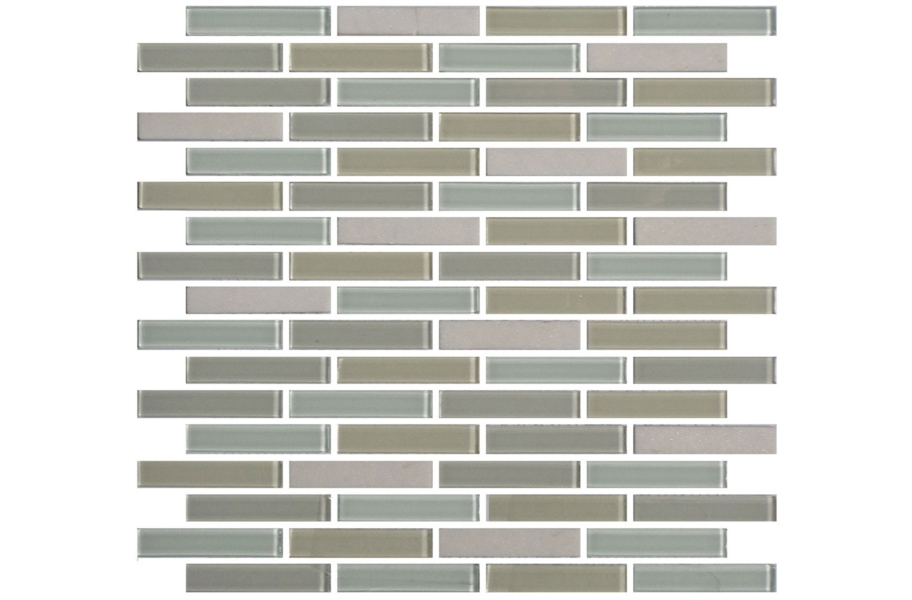 Daltile Mosaic Traditions - Oasis 5/8