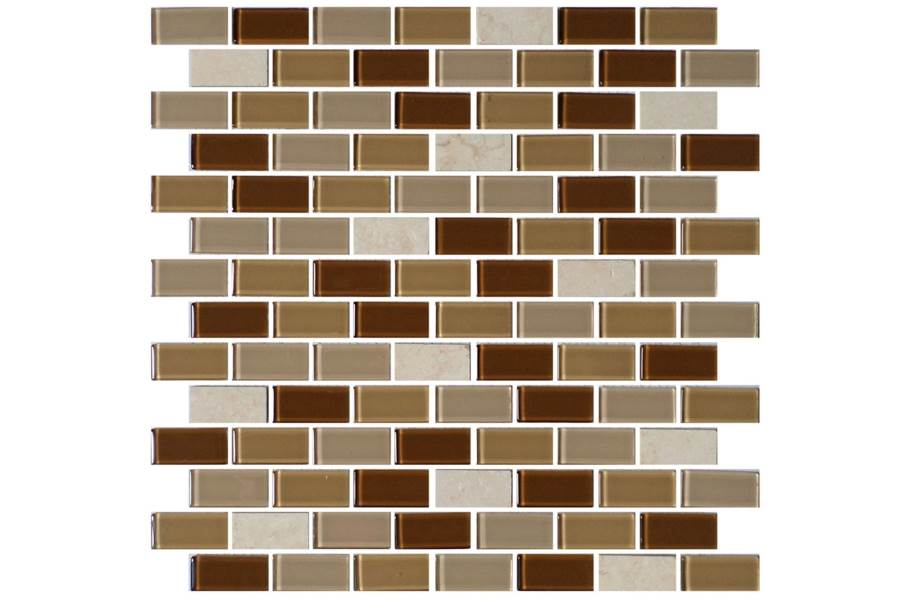 Daltile Mosaic Traditions - Caramelo 3/4