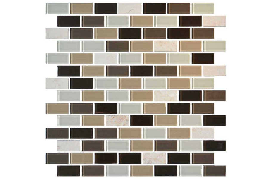 Daltile Mosaic Traditions - Zen Escape 3/4