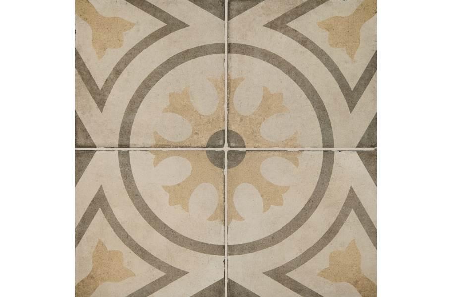 Daltile Quartetto - Warm Circolo (4 tiles)