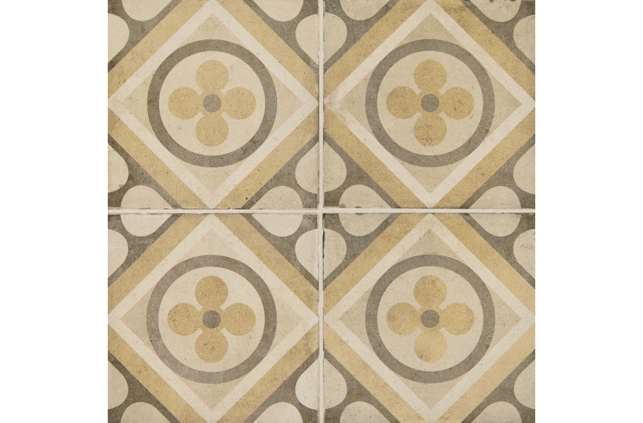 Daltile Quartetto - Warm Petalo (4 tiles)