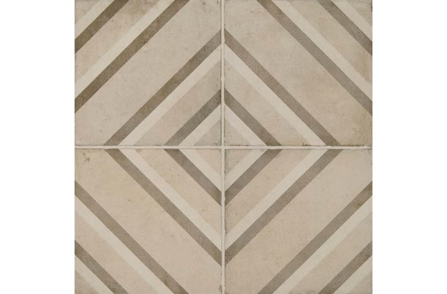 Daltile Quartetto - Warm Piazza (4 tiles)