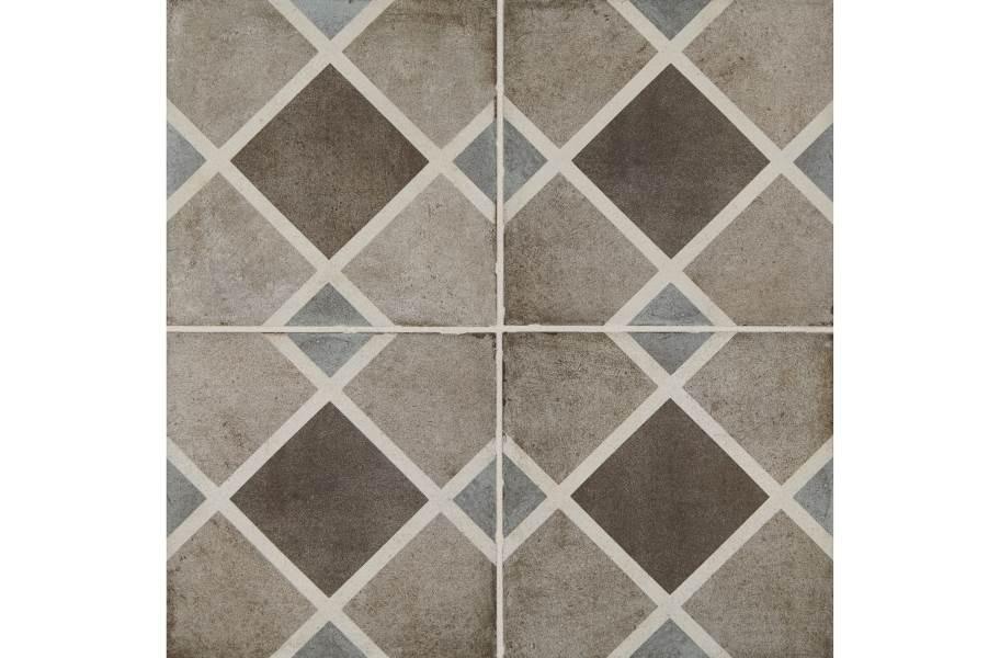 Daltile Quartetto - Cool Rombo (4 tiles)