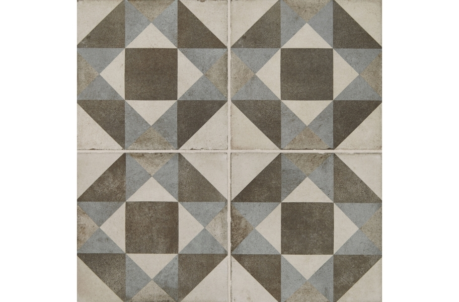 Daltile Quartetto - Cool Figura (4 tiles)