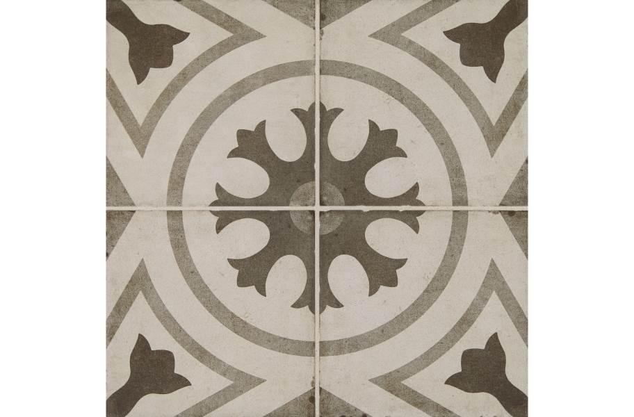 Daltile Quartetto - Cool Circolo (4 tiles)