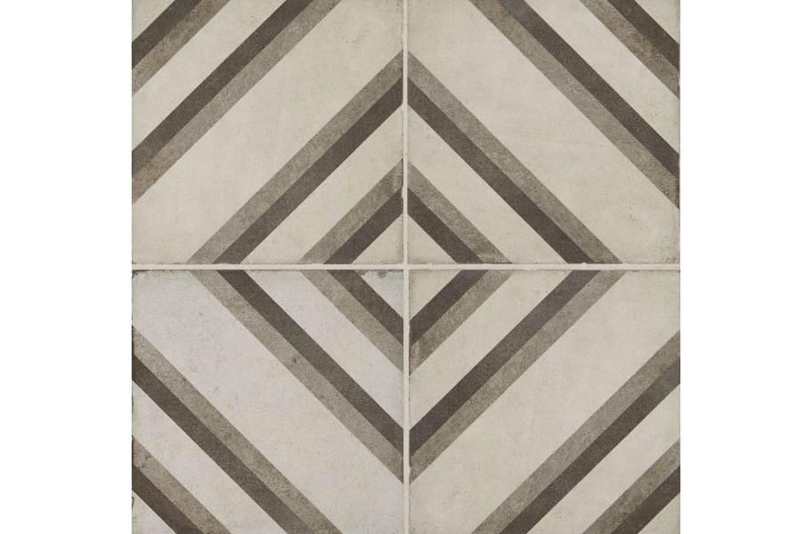 Daltile Quartetto - Cool Piazza (4 tiles)