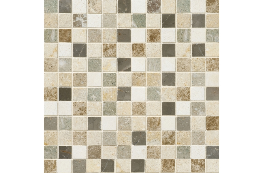 Daltile Stone Decorative Accents - Brenta Blend Honed Straight Joint