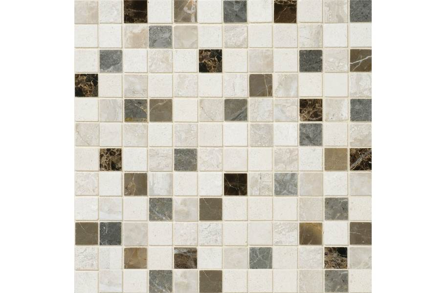 Daltile Stone Decorative Accents - Taro Blend Polished Straight Joint