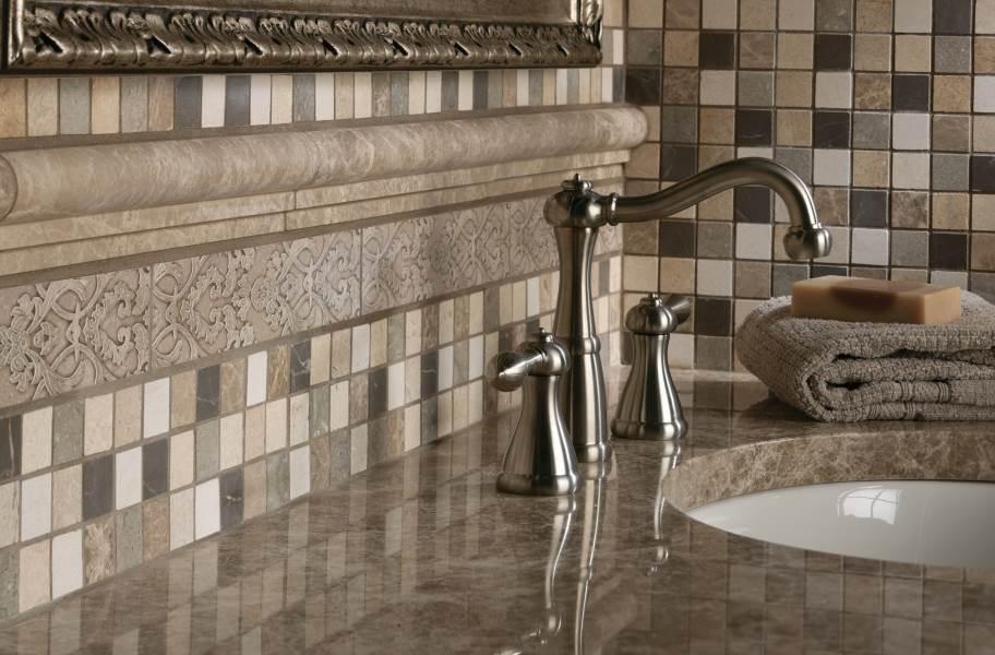 Daltile Stone Decorative Accents - Brenta Blend