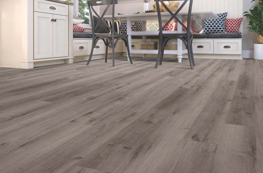 "Mohawk Perfect Manner 9"" Rigid Core Vinyl Planks - Castagna"