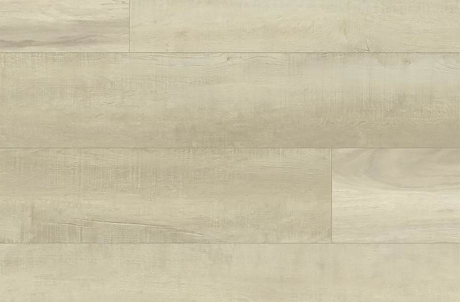 """Mohawk Perfect Manner 7"""" Rigid Core Vinyl Planks - Chilled Chardennay"""