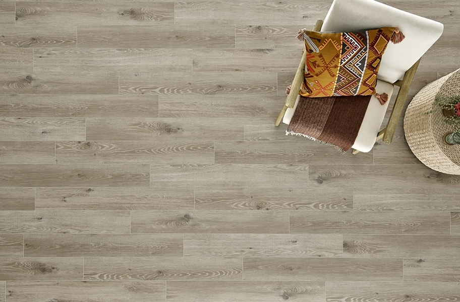 "Mannington Adura Max 7"" Waterproof Plank - Oak Meringue"