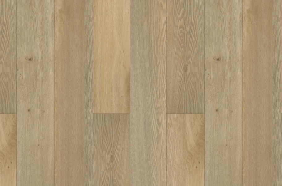 "Mohawk Delmont 6"" Rigid Core Vinyl Planks - Phantom Mist"