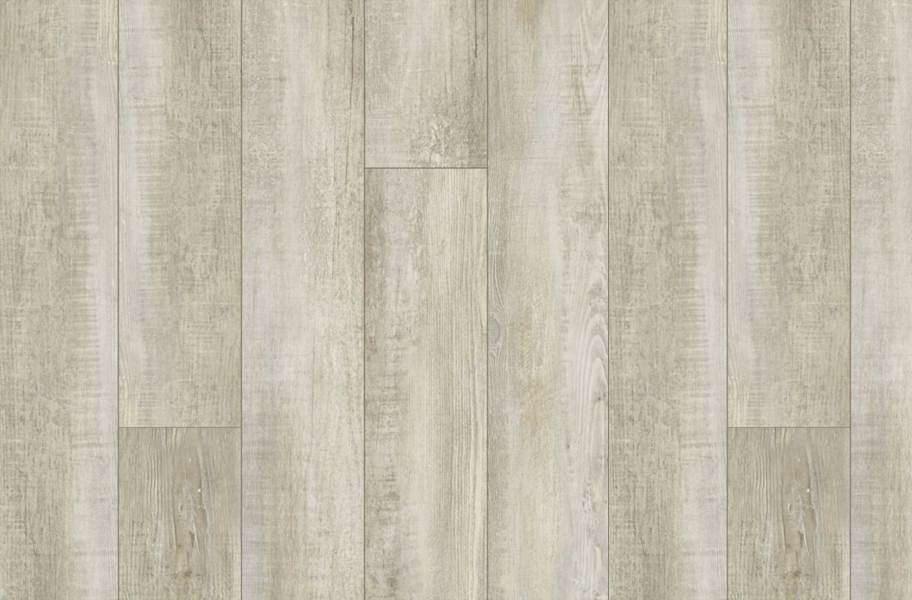 "Mohawk Delmont 6"" Rigid Core Vinyl Planks - Ammonite"