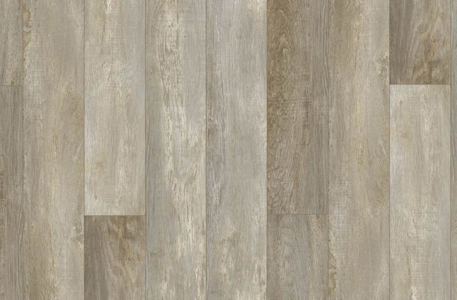 "Mohawk Delmont 6"" Rigid Core Vinyl Planks - Duke Grey"