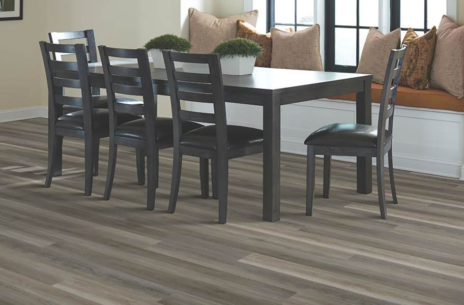 "Mohawk Delmont 6"" Rigid Core Vinyl Planks - Aster"