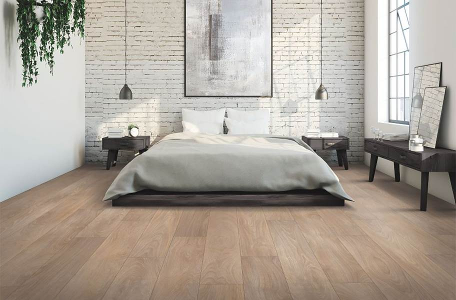 "Mohawk Franklin 7.5"" Rigid Core Vinyl Planks - Berkeley"