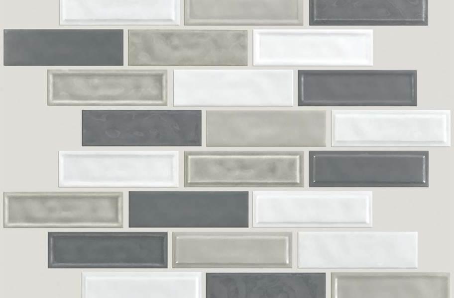 Shaw Geoscape Random Linear Mosaic - Taupe