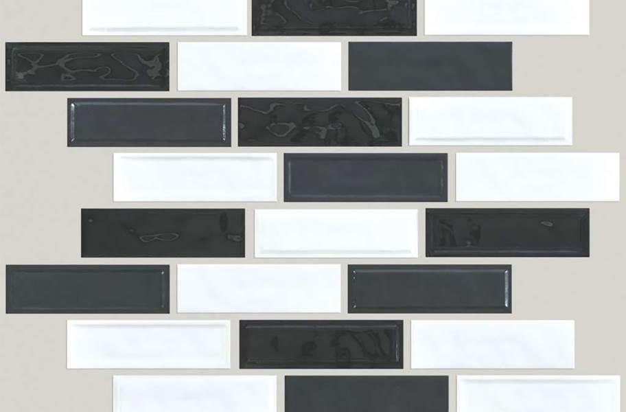 Shaw Geoscape Random Linear Mosaic - Warm Blend