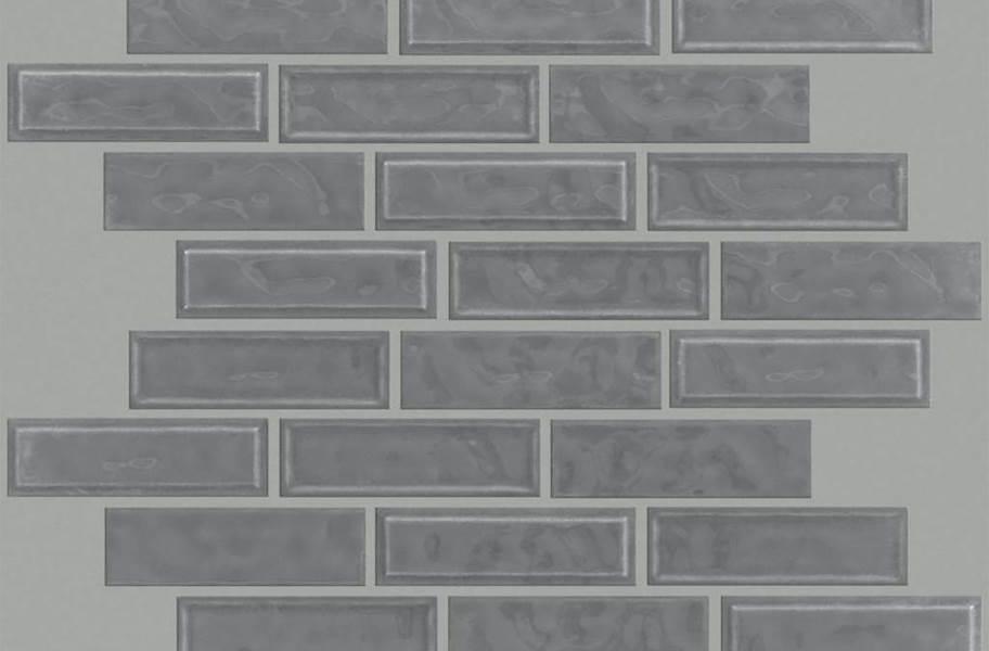Shaw Geoscape Random Linear Mosaic - Cool Blend