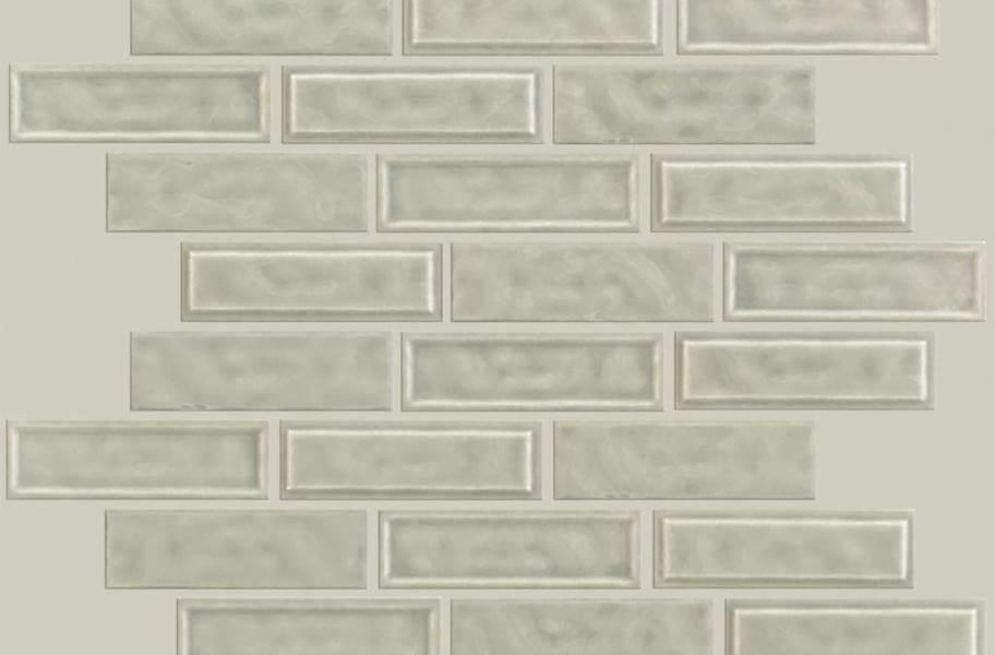 Shaw Geoscape Random Linear Mosaic - Light Gray