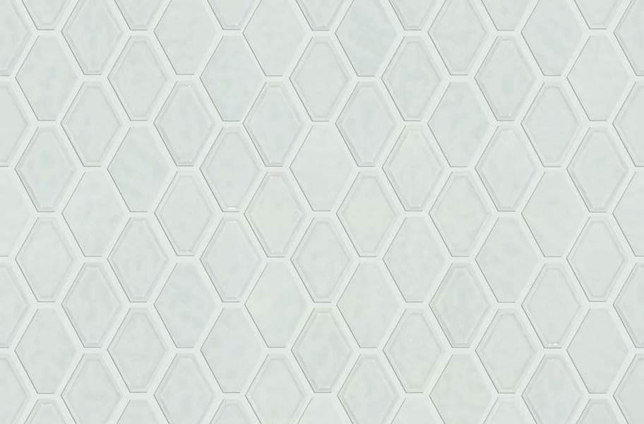 Shaw Geoscape Diamond Mosaic - Bone