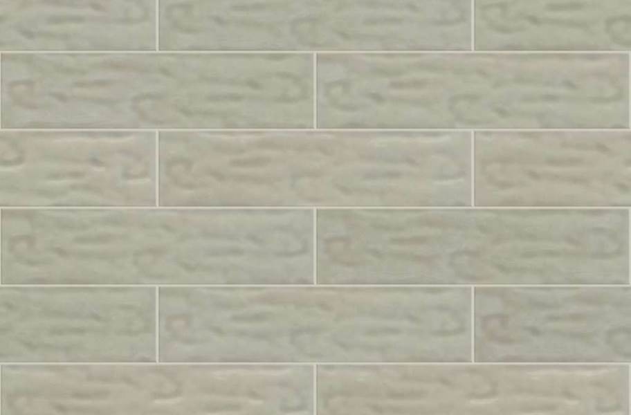 Shaw Geoscape Subway Wall Tiles - Taupe 4x16
