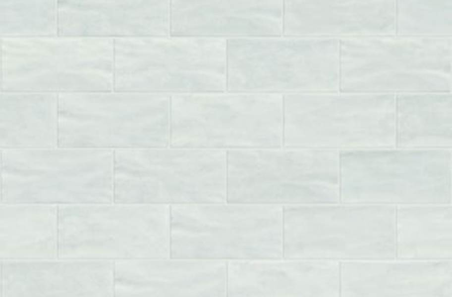 Shaw Geoscape Subway Wall Tiles - Bone 3x6