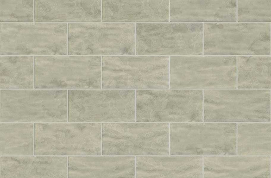 Shaw Geoscape Subway Wall Tiles - Taupe 3x6