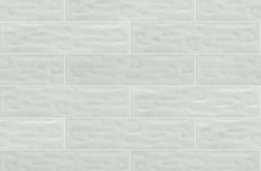 Shaw Geoscape Subway Wall Tiles - Bone 4x16