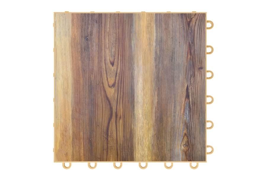 Dancetrax Tiles - Natural Pine