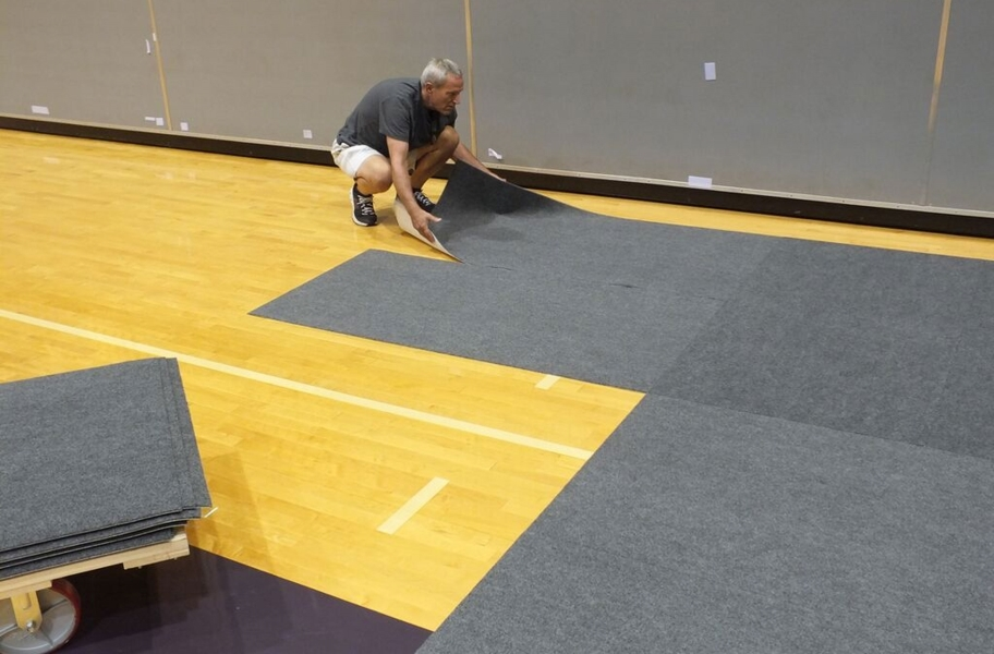 Eco Gym Floor Cover Tiles